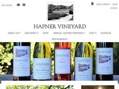 Hafner Vineyard