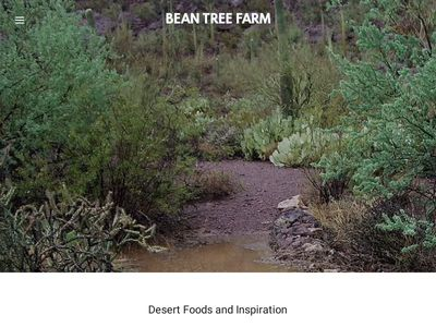BEAN TREE FARM