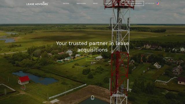 Telecom Lease Advisors, LLC
