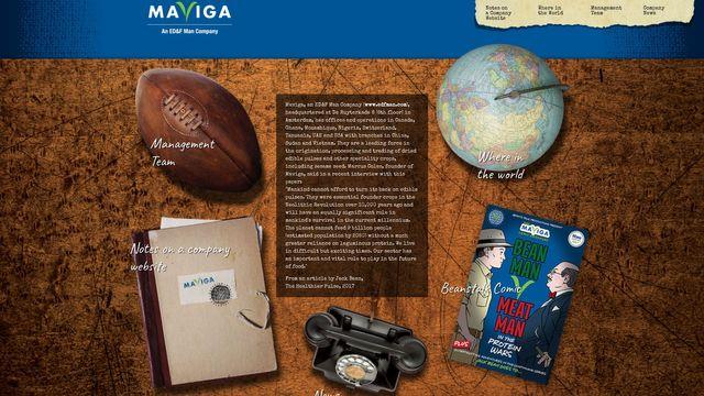 Maviga Europe Limited