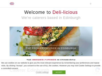 Delilicious Catering Ltd