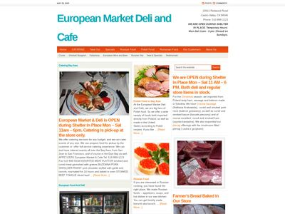 European Market Deli & Cafe