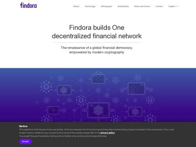 Findora Foundation Ltd.