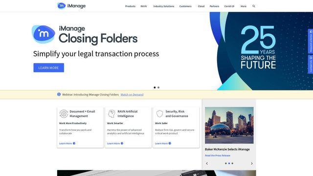 iManage LLC