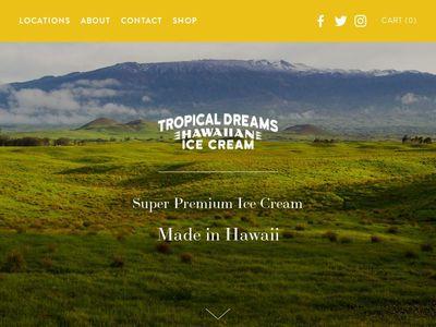Tropical Dreams Ice Cream Company