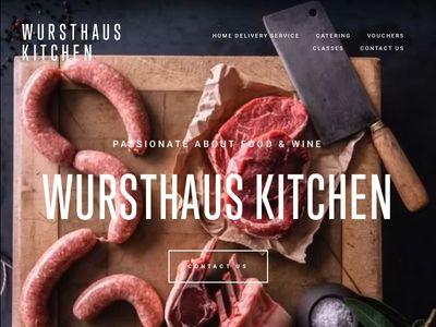Wursthaus Kitchen Salamanca