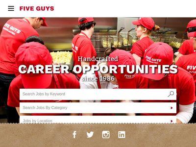 Five Guys Enterprises LLC