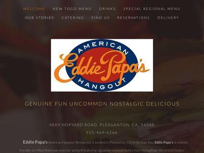 Eddie Papa's American Hangout Restaurant