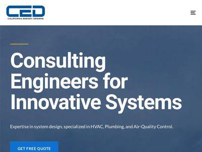 California Energy Designs, Inc.
