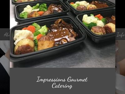 Impressions Gourmet Catering