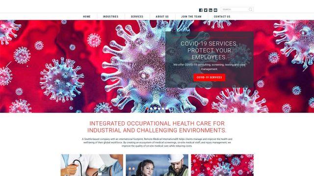Remote Medical International UK Ltd.