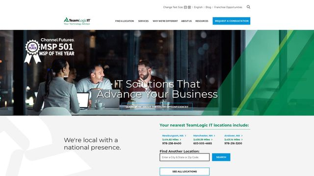 TeamLogic, Inc.
