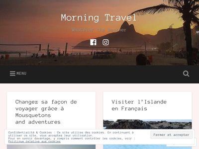 Morning Travel