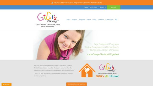 GiGi's Playhouse, Inc.