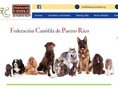 Federacion Canofila de Puerto Rico