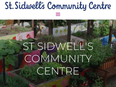St Sidwell's Community Centre