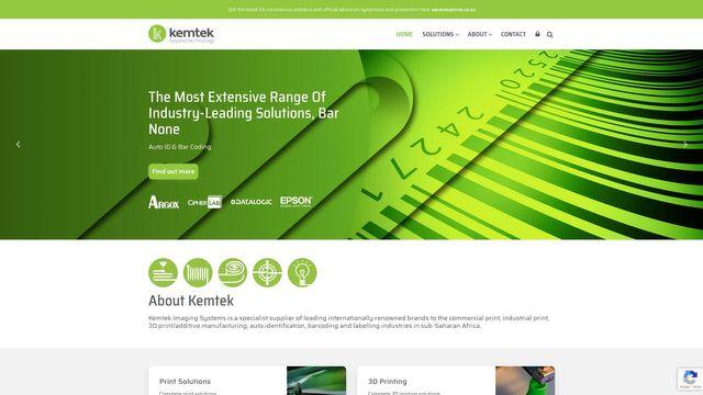 Kemtek Imaging Systems Holdings (Pty) Limited