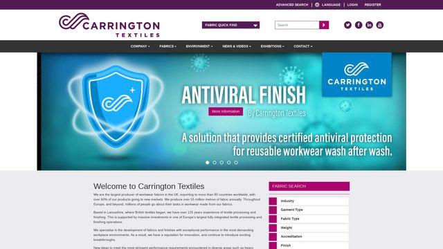 Carrington Textiles Ltd