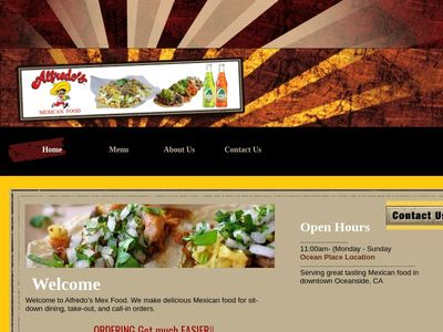 Alfredo's Mexican Food