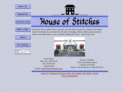 House of Stitches
