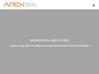 Apex Motion Control, Inc.