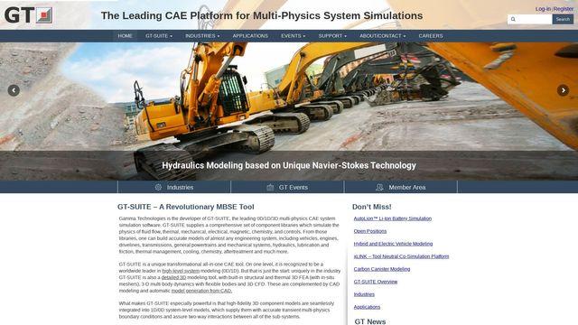 Gamma Technologies, LLC.
