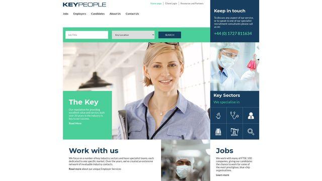 Key People Ltd