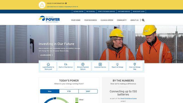 Nova Scotia Power Incorporated