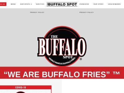 The Buffalo Spot | Chicken, Chicken Wings Restaurant in California, Arizona, Texas and Nevada