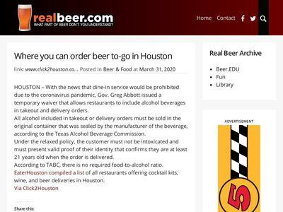Real Beer Media, Inc.