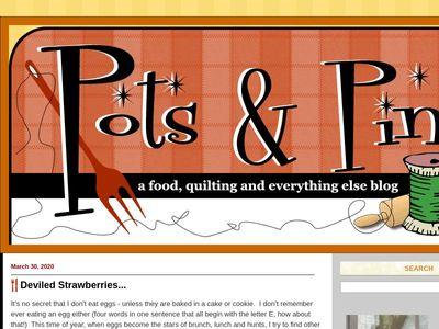 Pots and Pins