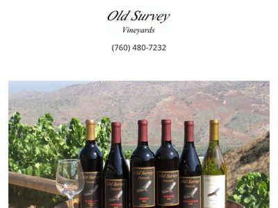Old Survey Vineyards