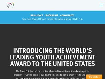 Duke of Edinburgh's International Award USA