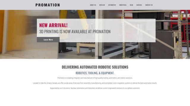 Promation Engineering Ltd.