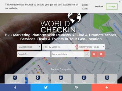 WorldCheckIn GmbH