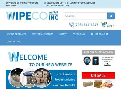Wipeco, Inc.