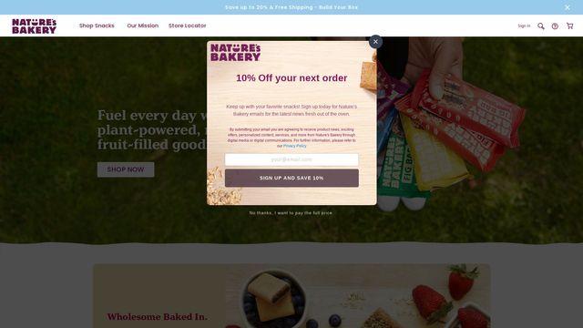 Nature's Bakery, LLC