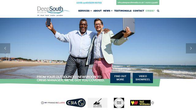 Deep South Media Ltd