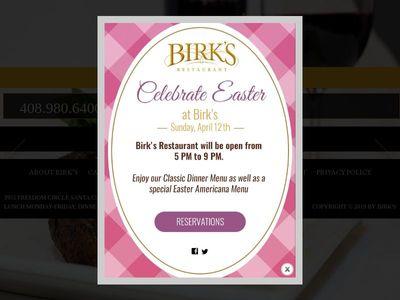 Birks Restaurant