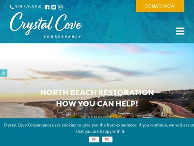 Crystal Cove Conservancy