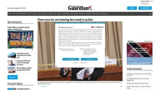 Guardian Media Ltd