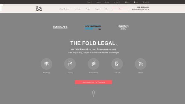 The Fold Legal