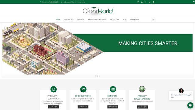 ClearWorld LLC