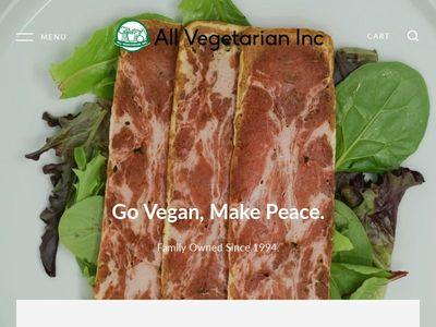 All Vegetarian Inc