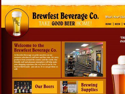 Brewfest Beverage Co.