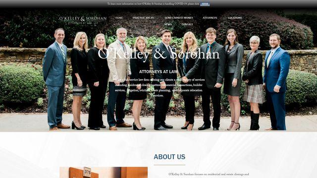 O'Kelley Sorohan, Attorneys at Law, LLC