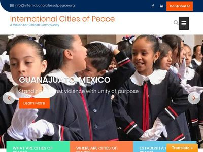 Cities of Peace, Inc.