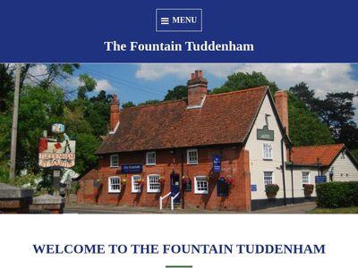 The Fountain Tuddenham