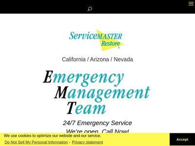 ServiceMaster EMT