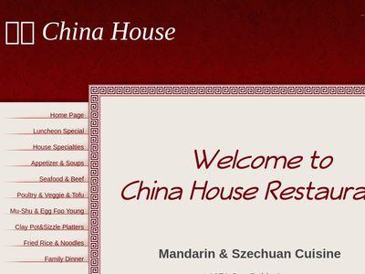 China House Restaurant China House Restaurant